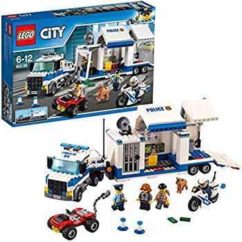 lego city 60060 jeu de construction le camion de. Black Bedroom Furniture Sets. Home Design Ideas