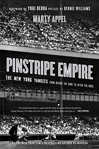 Pinstripe Empire: The New York Yankees from Before the Babe to After the Boss - Mickey Mantle Yankees