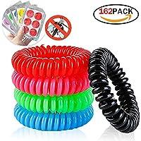 Isuper Armband Gegen Mücken, Gegen Mücken, mit Aufklebern für Puppe, für Kinder, Erwachsene, Mehrfarbig, 12 Stück... preisvergleich bei billige-tabletten.eu