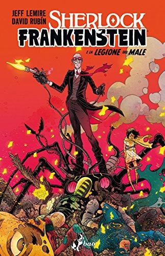 Sherlock Frankenstein e la legione del male: 1