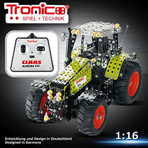 RC Traktor CLAAS AXION 850 Baukasten