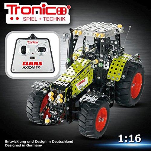 RC Traktor CLAAS AXION 850 Baukasten