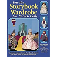 Sew the Storybook Wardrobe for 18-Inch Dolls