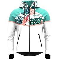 SMMASH Hawaii Sportive Felpe Uomo con Cappuccio con Zip, Sport Hoodie per Donne e Uomini, Unisex Pullover, Outdoor…