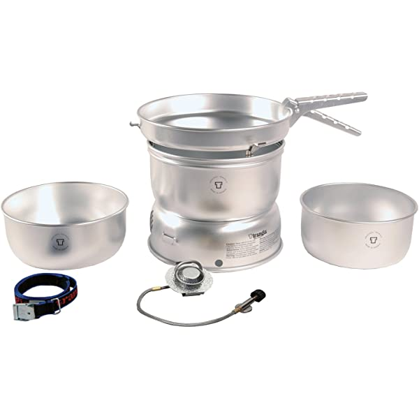 TRANGIA CAMPING COOKER 27-5UL NON STICK READY TO COOK TRXCOOKER27-5UL