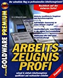 Produkt-Bild: Arbeitszeugnis- Profi. CD- ROM für Windows 95/98/ NT