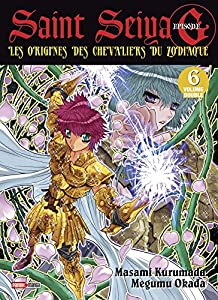 Saint Seiya episode G Edition double Tome 6