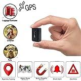 Winnes Mini GPS Tracker Anti Lost Anti Theft Tracker Device For Kids/Elderly/Wallet/Luggage