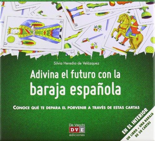 Adivina el futuro (+baraja española) (estuche)