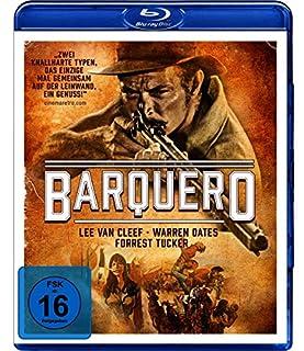 Barquero [Blu-ray]