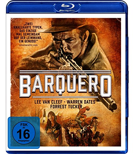 Barquero [Blu-ray] Preisvergleich