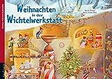 Weihnachten in der Wichtelwerkstatt: Sticker-Adventskalender