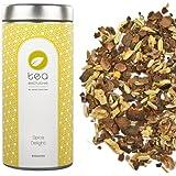tea exclusive - Spice Delight - koffeinfreie würzige Chai Mischung ohne Aromastoffe, 125g Dose