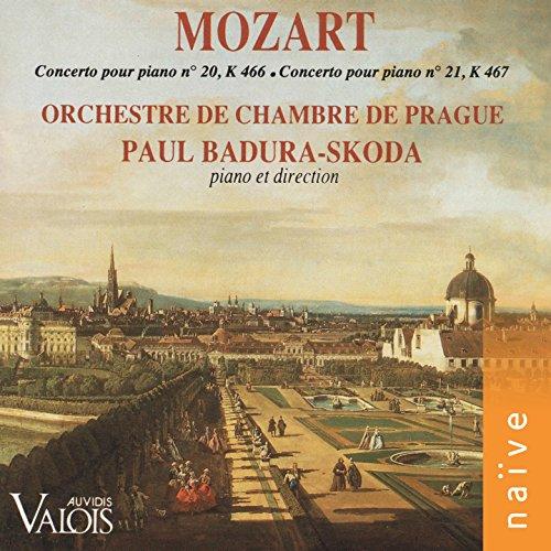 Mozart: Concertos pour piano Nos. 20 et 21