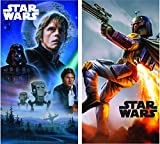 Disney Star Wars Handtuch 2er Set 35x65cm (69914)