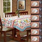 #1: Cloth Fusion Cotton Tableware Collection Table Cover/Runner/Napkins