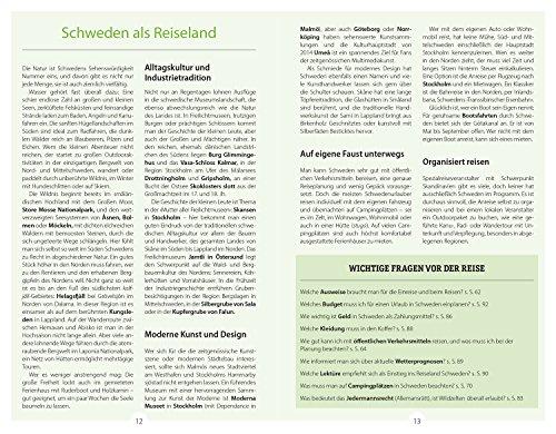 DuMont Reise-Handbuch Reiseführer Schweden: mit Extra-Reisekarte: Alle Infos bei Amazon