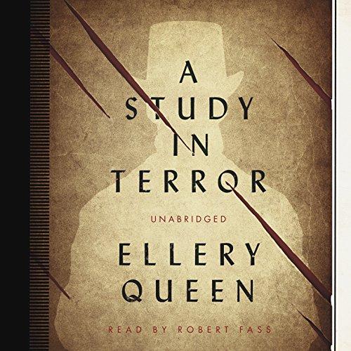 A Study in Terror  Audiolibri