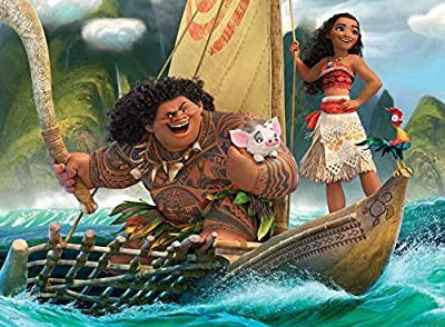 Ravensburger 21251 Disney Moana XXL Jigsaw Puzzle - 100 Pieces