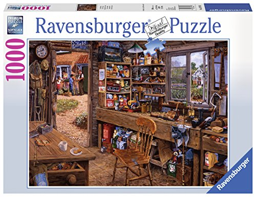 Ravensburger-Puzzle-19790-Opas-Schuppen