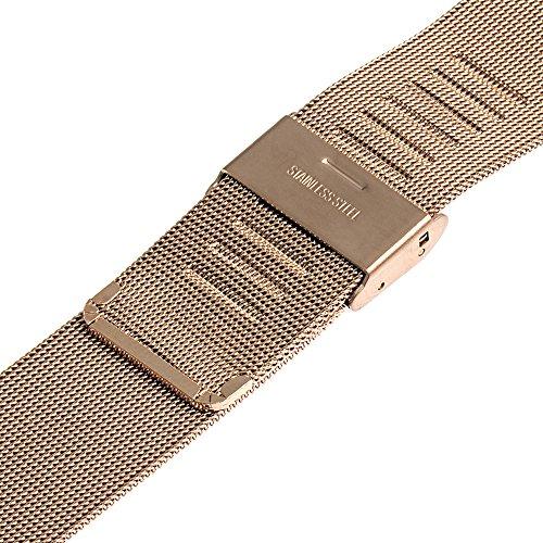 Zoom IMG-2 trumirr 18mm cinturino in maglia