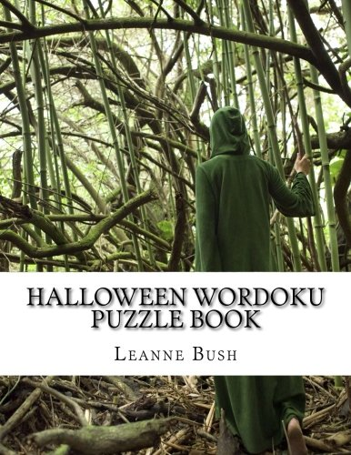 zzle Book: Challenging and Entertaining Halloween Puzzles ()