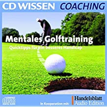 CD WISSEN Coaching - Mentales Golftraining, 2 CDs