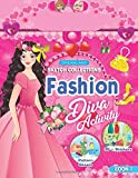 Fashion Diva Activity - Book 1