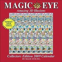 Magic Eye 2009 Calendar