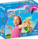 PLAYMOBIL 70056 Sports & Action Fairy Pull String Flyer, bunt