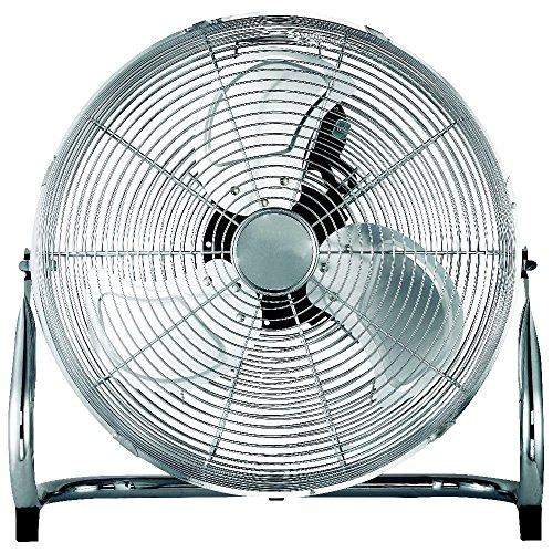 Ventilador industrial INFINITON, 18 pulgadas, 230V/50hz/100W, 3 velocidades.