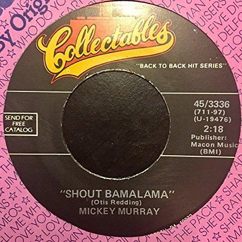 Lover's Holiday / Shout Bamalama [Vinyl Single 7'']