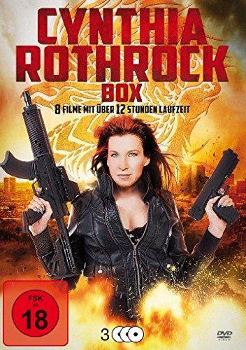 Bild von Cynthia Rothrock Box [3 DVDs]