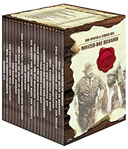 Bud Spencer & Terence Hill – Monster-Box Reloaded 20 DVDs: Terence Hill, Bud Spencer