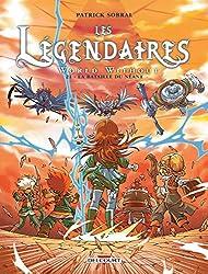 Les Légendaires 21 - La Bataille du néant