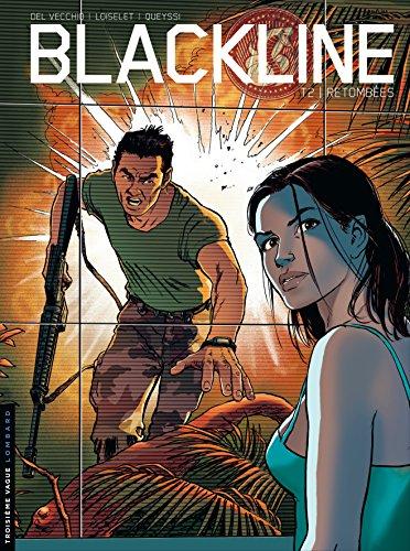 Blackline - tome 2 - Retombées
