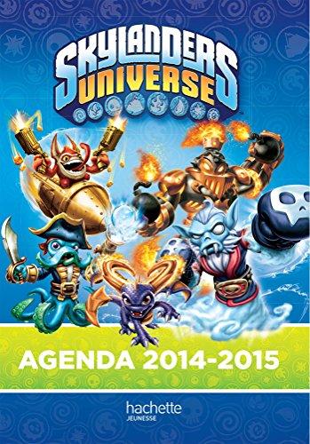 Skylanders - Agenda scolaire 2014-2015