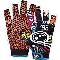 Optimum Original Skit Mits Rugby Gloves, , Multi-coloured, X-Large