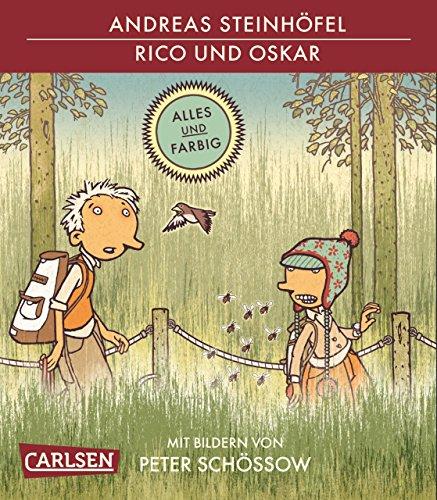 Rico Gesamtausgabe, Band 1-3 (Rico und Oskar)