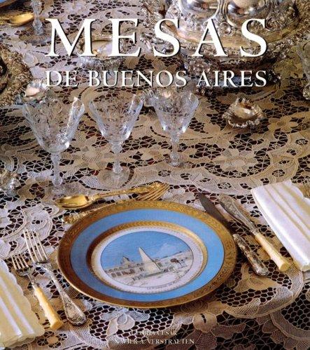 Mesas de Buenos Aires por Gloria Cesar