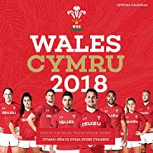 Welsh Rugby Union Official 2018 Calendar - Square Wall Forma (Calendar 2018)