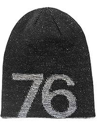 badc8b9981e LETHMIK 76 Winter Slouchy Beanie Hat Unisex Acrylic Knit Long Skull Cap  Black