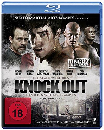 Bild von Knock Out - Außer den Willen zu kämpfen (Uncut Edition) [Blu-ray]