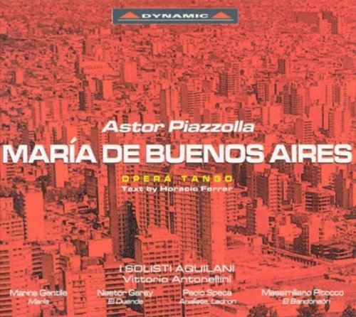 Image of Mar?a De Buenos Aires by ?STOR PIAZZOLLA (1997-10-20)