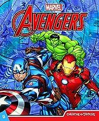 Avengers : Cherche et trouve par Walt Disney