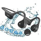Bluetooth headsets Wireless headsets Open-Ear Bone Conduction Headphones HiFi premium audio 8h music & calls Waterproof IPX7