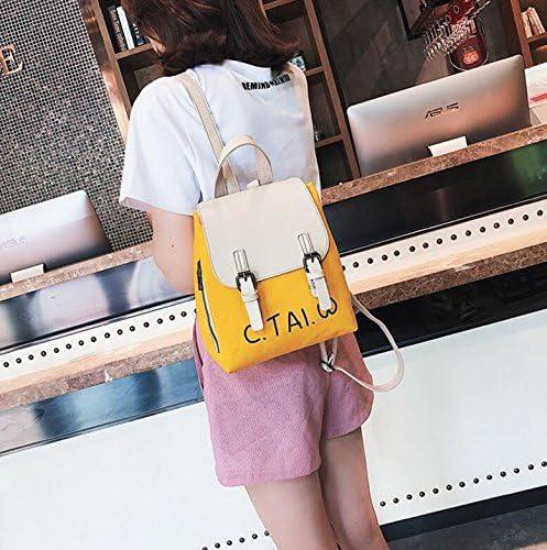 Sac d'école d'école d'école maternelle Sac à dos portatif de couture de sac à dos d'unité centrale femelle de mode de mode B07K132LK9 | Outlet Online Store  011ccf