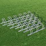 Best Bike Rack Parkings - COSTWAY 3/4/5/6 Bicycle Stand Wall Mount Rack Bike Review