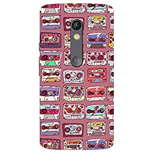 EpicShell Back Cover For Moto G (3rd Gen)