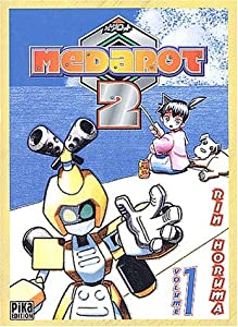 Medarot 2 Edition simple Tome 1